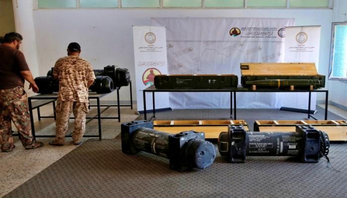 طرابلس تطالب باريس بتوضيح حول الأسلحة الفرنسية بغريان
