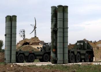 تركيا تعلن تسلم الدفعة الأولى من إس-400