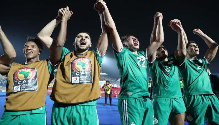هل يتكرر النهائي العربي للمرة الثالثة بتاريخ الكان؟