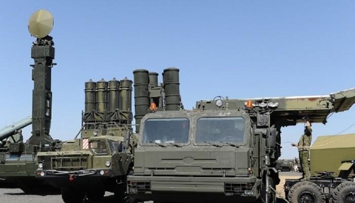 روسيا تعلن بدء توريد منظومة إس-400 إلى تركيا