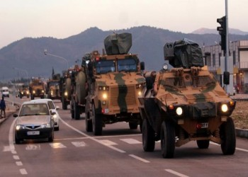 تركيا.. تعزيزات عسكرية جديدة نحو حدود سوريا