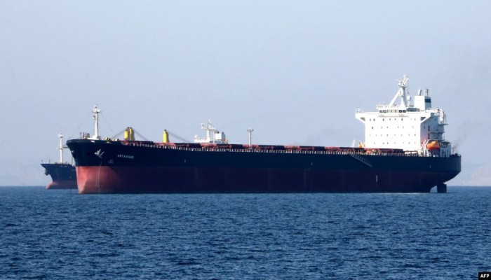 جبل طارق تنفي تدخل أمريكا لاحتجاز السفينة الإيرانية