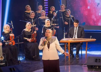 أول سيدة صعيدية تقود فرقة موسيقية في مصر