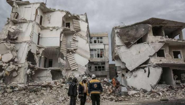 مقتل 606 مدنيين جراء قصف الأسد وحلفائه لإدلب