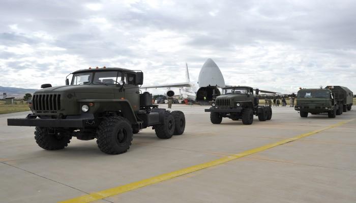 اتصال مرتقب لوزيري دفاع تركيا وأمريكا حول إس 400 وإف 35