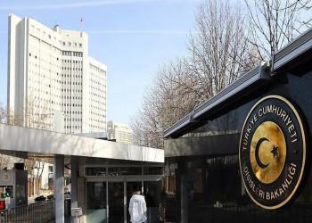 تركيا ترحب باقتراح لجنة تعاون استخدام موارد شطري قبرص