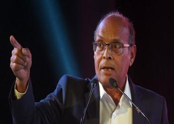 المرزوقي يحذر من تدخل الإمارات لإفشال الثورة التونسية