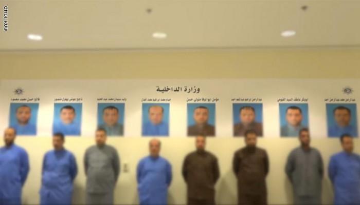 الكويت تسلم المصريين المحتجزين لديها إلى القاهرة