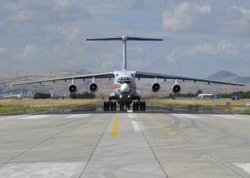 استمرار وصول معدات منظومة إس-400 الروسية إلى تركيا