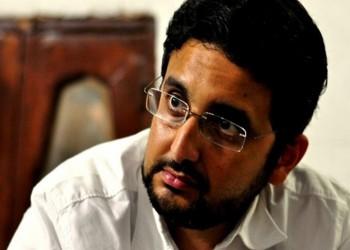 حملة إلكترونية لإنقاذ نجل مستشار مرسي المعتقل