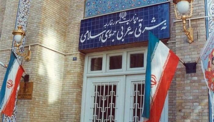 إيران تنفي تسلمها رسالة أمريكية عبر روسيا