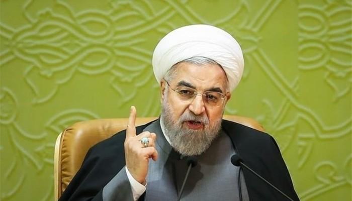 روحاني: مستعدون للتفاوض مع أمريكا بشروط
