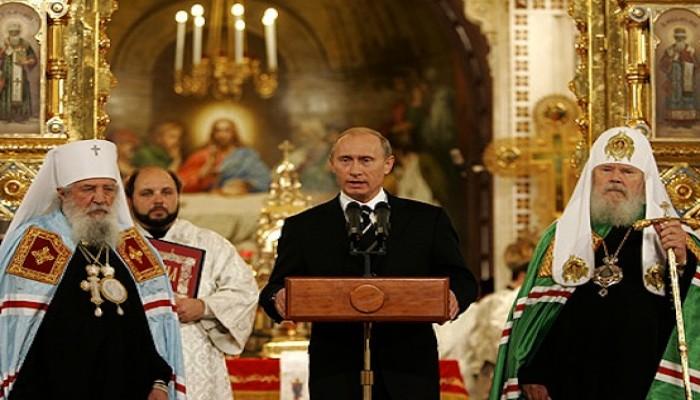 التحولات الدينية في السياسة الروسية