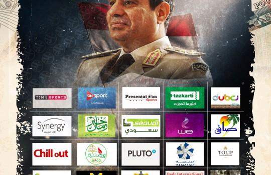 الجيش المصري يهيمن على اقتصاد البلاد