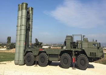 الدفاع الروسية تنشر فيديو لتسليم إس-400 لتركيا