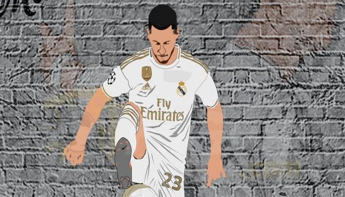 هذا سر اختيار هازارد للقميص رقم 23 مع ريال مدريد