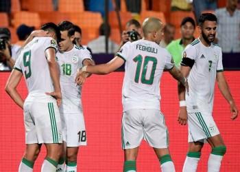 الجزائر تتفوق على نيجيريا وتضرب موعدا مع السنغال بنهائي كان 2019