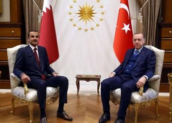 تميم يهنئ أردوغان بذكرى يوم الديمقراطية