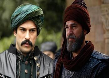 نجم قيامة عثمان يستعد لتصوير المسلسل التاريخي