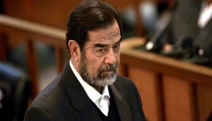 شرطة كركوك تطارد مواطنة مجدت صدام حسين