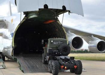استمرار وصول معدات إس-400 لأنقرة لليوم الرابع
