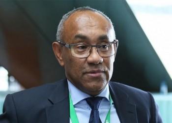 شبهة فساد جديدة تلاحق رئيس الاتحاد الأفريقي لكرة القدم