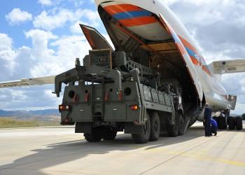 وصول عاشر طائرة توريد لمكونات إس-400 إلى تركيا