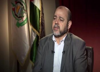 حماس: علاقاتنا مع سوريا مقطوعة وبأحسن حالاتها مع إيران