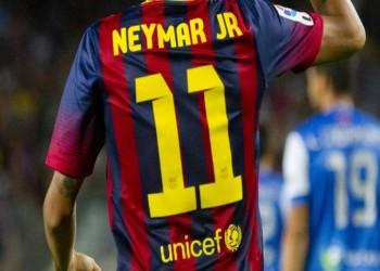 برشلونة يكشف عن قميص نيمار الجديد ورقمه المفضل