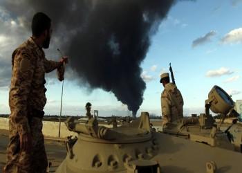 بينها مصر والإمارات.. 6 دول تطالب بوقف القتال فورا في ليبيا