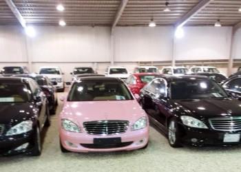 الكويت تستورد سيارات بـ1.4 مليار دولار في 4 أشهر