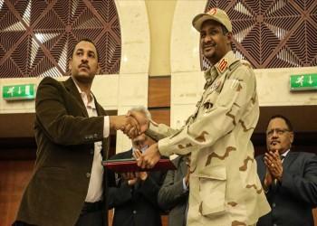 بنود الاتفاق السياسي لإدارة المرحلة الانتقالية في السودان