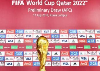 صدامات عربية بتصفيات آسيا المؤهلة لمونديال قطر 2022