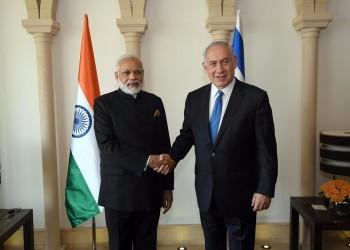 الهند تبرم اتفاقية مع إسرائيل لشراء أنظمة صاروخية