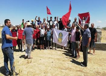 احتجاجات بالقيروان لتأخر بناء مستشفى الملك سلمان