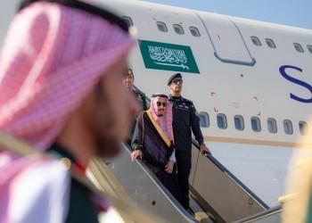 مجتهد: بن سلمان أرسل الملك إلى نيوم بعد تدهور صحته