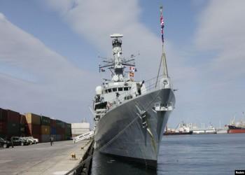 بريطانيا عن إرسال سفينة حربية جديدة للخليج: لحماية مصالحنا