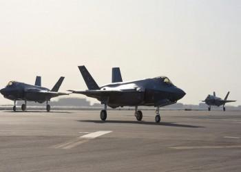 الولايات المتحدة تطلب من الطيارين الأتراك مغادرة أراضيها