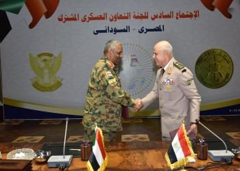 رئيسا أركان مصر والسودان يبحثان تأمين الحدود ومنع التسلل