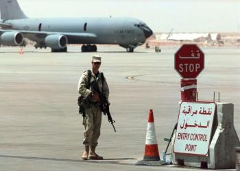 إرسال 500 جندي أمريكي إلى قاعدة الأمير سلطان السعودية