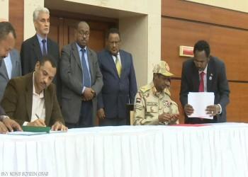 اتفاق السودان.. نقاط عالقة