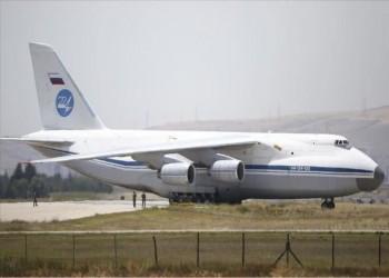 """الطائرة الـ15 من معدات """"إس-400"""" تصل أنقرة"""