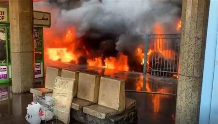 52 ألف حريق في مصر خلال 2018