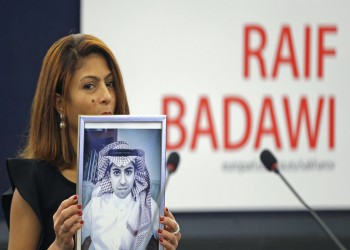 نائب ترامب يدعو السعودية لإطلاق سراح رائف بدوي