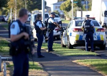 انفجار يهز مدينة مذبحة المسجدين في نيوزيلندا