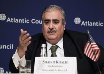 وزير خارجية البحرين: زيارة أمير قطر لأمريكا ناجحة جدا