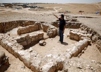 اكتشاف مسجد أثري من عهد وصول الإسلام للنقب