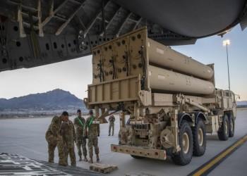 لوكهيد مارتن تفوز بعقد لبيع منظومة ثاد الصاروخية للسعودية