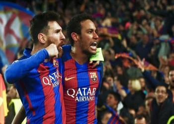 ميسي يشترط عودة نيمار للاستمرار مع برشلونة