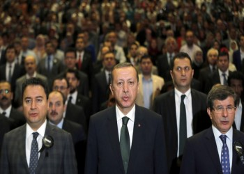 هل يصمد أردوغان أمام التحديات التي تواجه حزبه؟